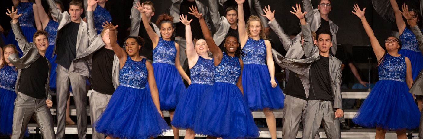 Roosevelt High School Show Choir